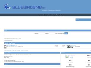 BluebirdsMb.com - Cardiff City Messageboard