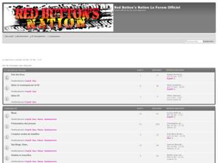 Forumactif.com : Red Button's Nation Le Forum Officiel