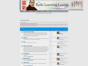 Reiki Learning Lounge