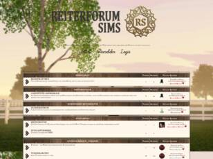 Reiterforum Sims