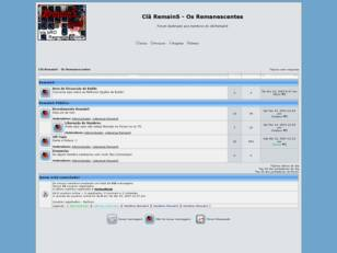 Forum gratis : Clã RemainS - Os Remanescentes