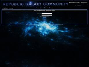 Republic Galaxy Community