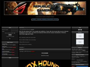 Republic Of Gamers |Forum|