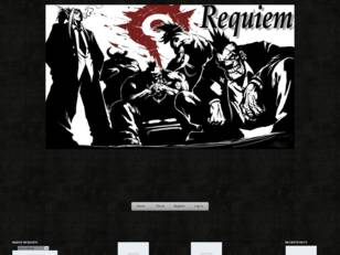 créer un forum : Requiem-project