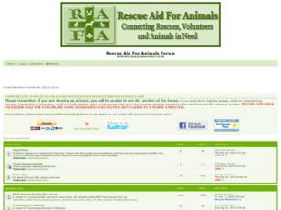 Rescue Aid For Animals