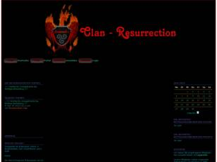 Resurrection-Clan