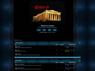 Foro gratis : Return to Greece