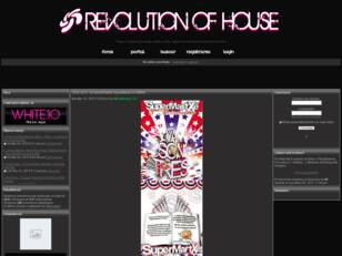 Revolution Of House
