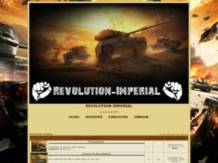Forum du clan Revolution Imperial