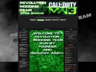 Revolution Modding Team