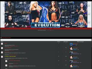 Forum gratis : New Wrestling Revolution
