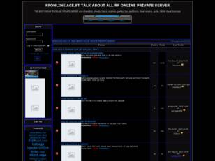 RFONLINE.ACE.ST RF ONLINE PRIVATE SERVER