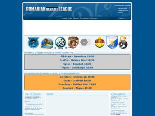 Romanian Haxball League