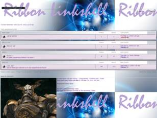 Free forum : Ribbon Linkshell. Ribbon ~ Phoenix's Finest!. ribbon.onl