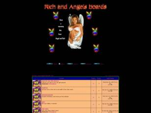 Free forum : Richies and angels Boards 18+