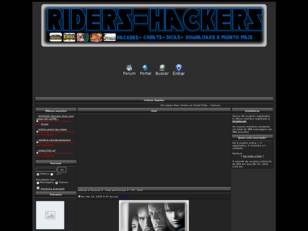 ...:::Riders Hackers:::...