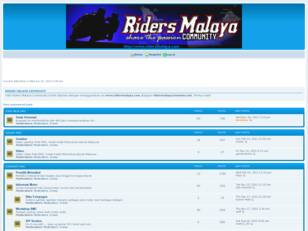 Riders Malaya Community