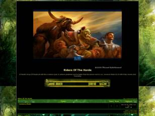 Forum gratis : Free forum : Riders Of The Horde
