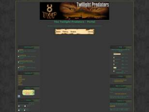 Forum gratuit : The Twilight Predators