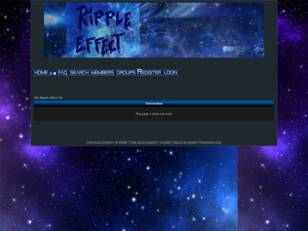 Ripple Effect RPG