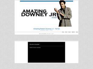 Robert Downey Jr Fan Club