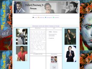 Robert Downey Jr Forum