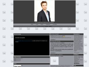 Foro gratis : Robert Pattinson