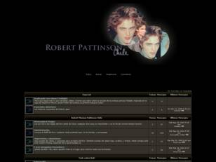 Foro gratis : Robert Pattinson Chile