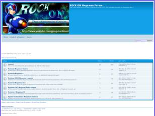 Free forum : ROCK ON Megaman Forum