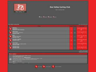 Roe Valley Cycling Club Forum