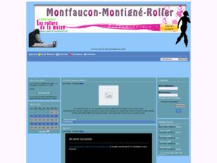 creer un forum : Montigne Roller skating