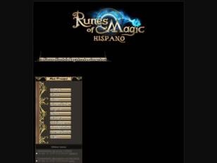 Forum gratuit : Foro gratis : Runes of Magic Hispa