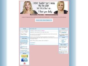 EastEnders-Ronnielle Forums
