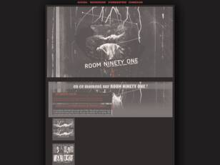Room Ninety One : forum RPG