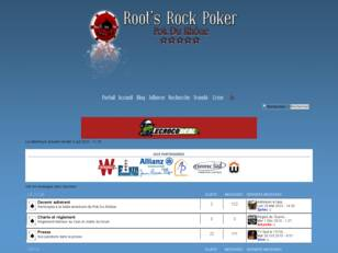 Root's Rock Poker association Pok du Rhone