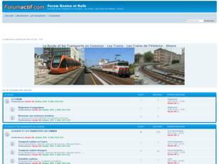 Forum Routes et Rails