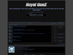Royal GunZ forums