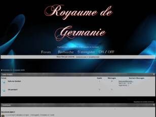 Royaume de Germanie MOH
