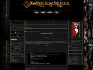 Multiverso da Fantasia RPG