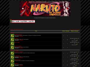 Foro gratis : Naruto: The Shinobi Chronicles