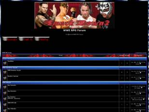 WWE RPG Forum