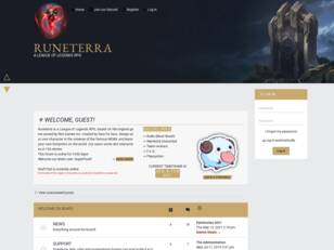 Runeterra a League of Legends RPG