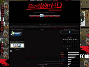 RuneWar High Definition PK