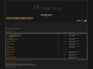 Rat look forum