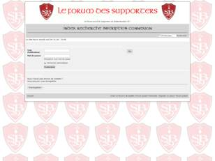 Le forum des Supporters