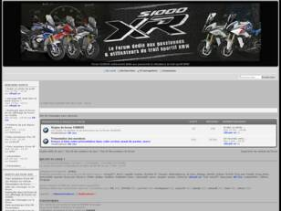 Forum BMW S1000XR
