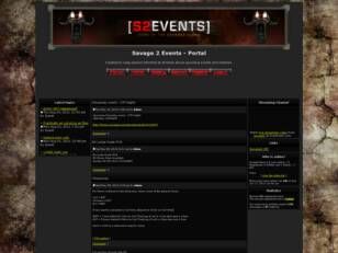 Free forum : Savage 2 Events