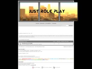 Just Rôle Play