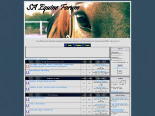 South Australian Equine Forum