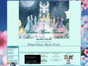 Sailor Moon Forum SMF - Die Community für Fans